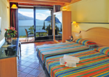Rundreise Trentino-Gardasee, La Limonaia Zimmer