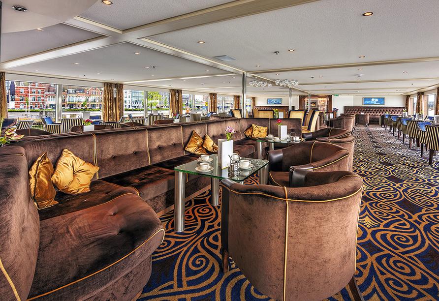 MS Alina, Lounge