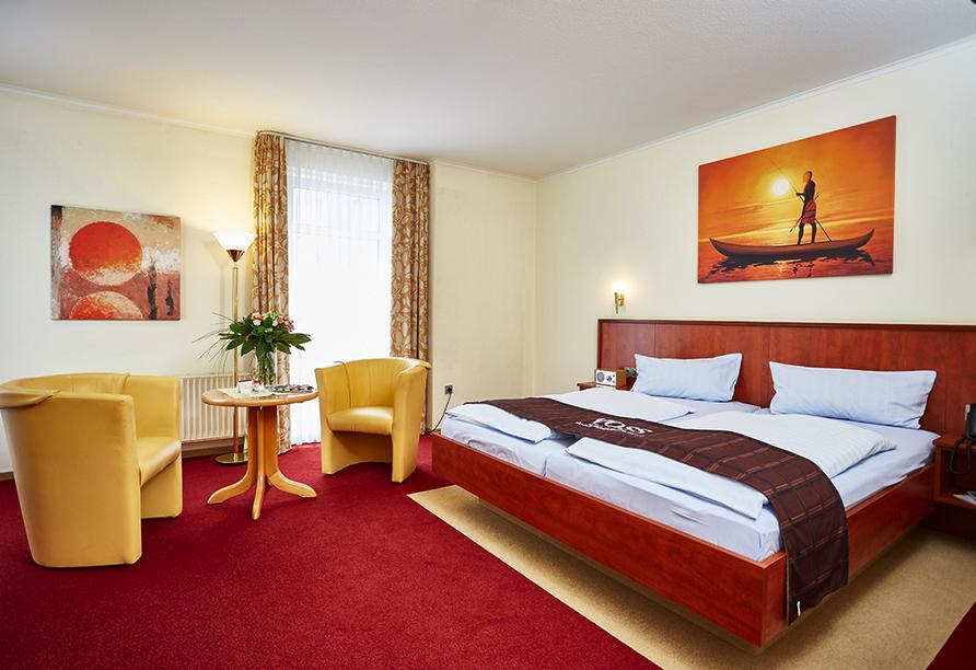 Voss - Das Schokoladenhotel in Westerstede, Zimmerbeispiel
