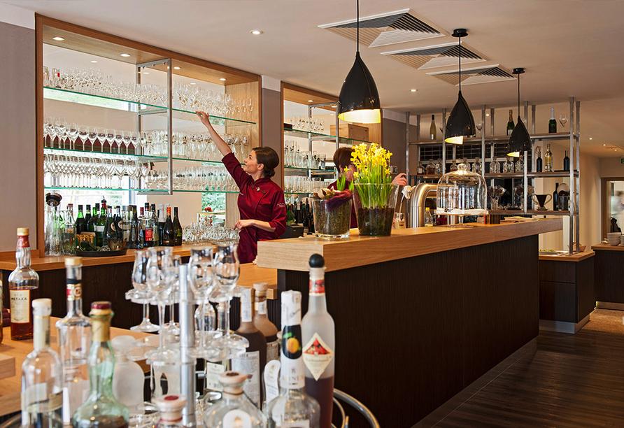 Voss - Das Schokoladenhotel in Westerstede, Bar