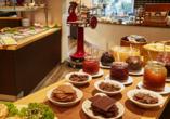Voss - Das Schokoladenhotel in Westerstede, Frühstück