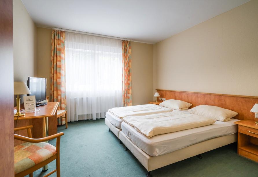 Landhotel Ringelsteiner Mühle in Moselkern an der Mosel Zimmerbeispiel