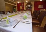 Schröders Stadtwaldhotel Trier, Restaurant