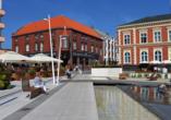 Hotel Hamilton in Swinemünde, Polen, Swinemünde