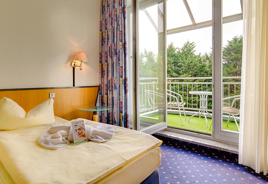 Ferien Hotel Lewitz Mühle, Zimmer
