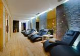 Ferien Hotel Lewitz Mühle, Wellnessbereich