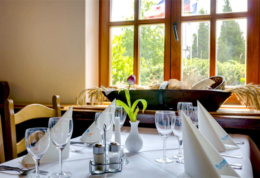 Ferien Hotel Lewitz Mühle, Restaurant