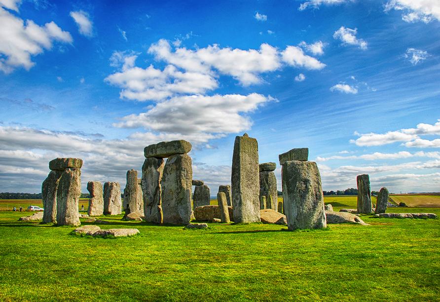 Erlebnisreise Wunderbares Südengland, Stonehenge