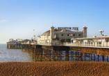 Erlebnisreise Wunderbares Südengland, Brighton Pier
