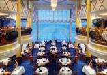 Color Line Minikreuzfahrt Kiel Oslo, Restaurant Oceanic