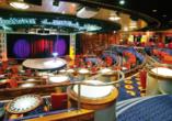 Color Line Minikreuzfahrt Kiel Oslo, Show-Theater