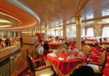 Color Line Minikreuzfahrt Kiel Oslo, Restaurant