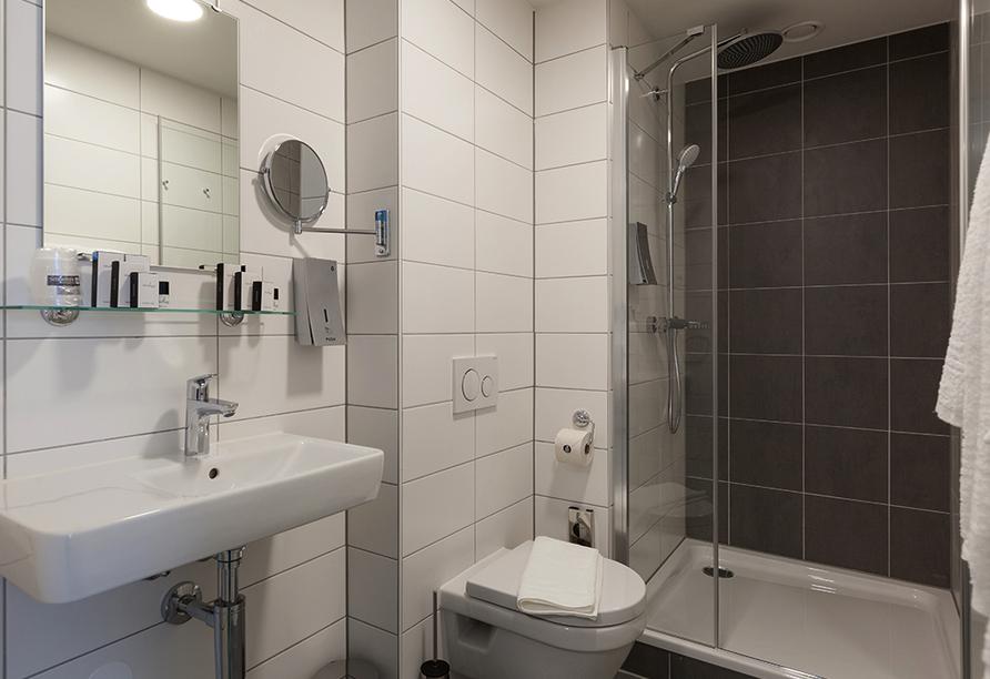 Best Western Plus Hotel Amstelveen, Badezimmerbeispiel