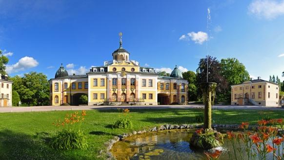 Hotel Dorotheenhof Weimar, Schloss Belvedere