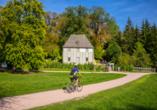 Kultur & Natur im Osten von Deutschland, Goethes Gartenhaus Weimar