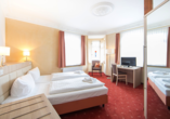 Hotel Saxenhof der Rhöner Botschaft, Zimmerbeispiel M