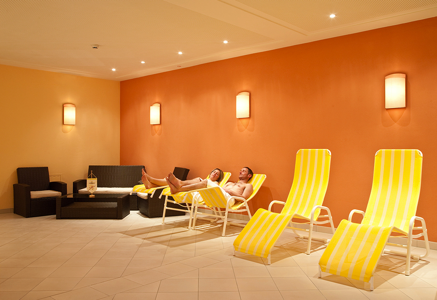 JUFA Hotel Kaprun, Relaxbereich