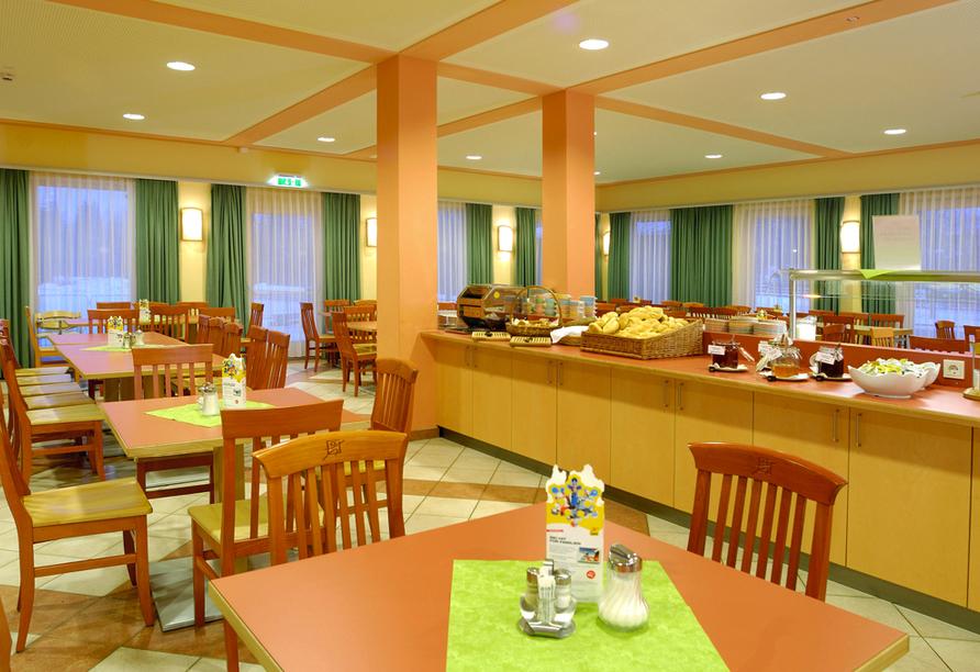 JUFA Hotel Kaprun, Frühstücksraum