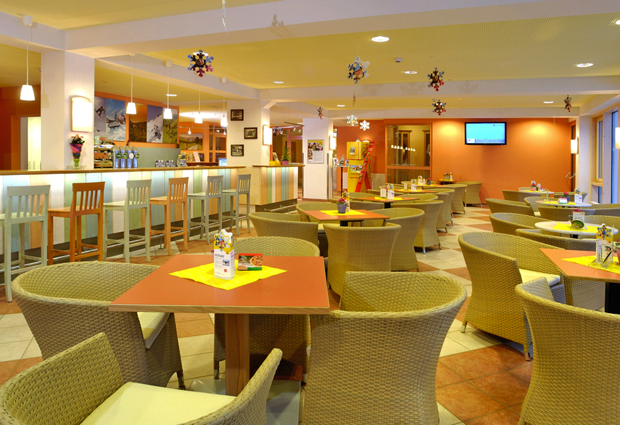 JUFA Hotel Kaprun, Restaurant