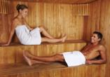 JUFA Hotel Kaprun, Sauna