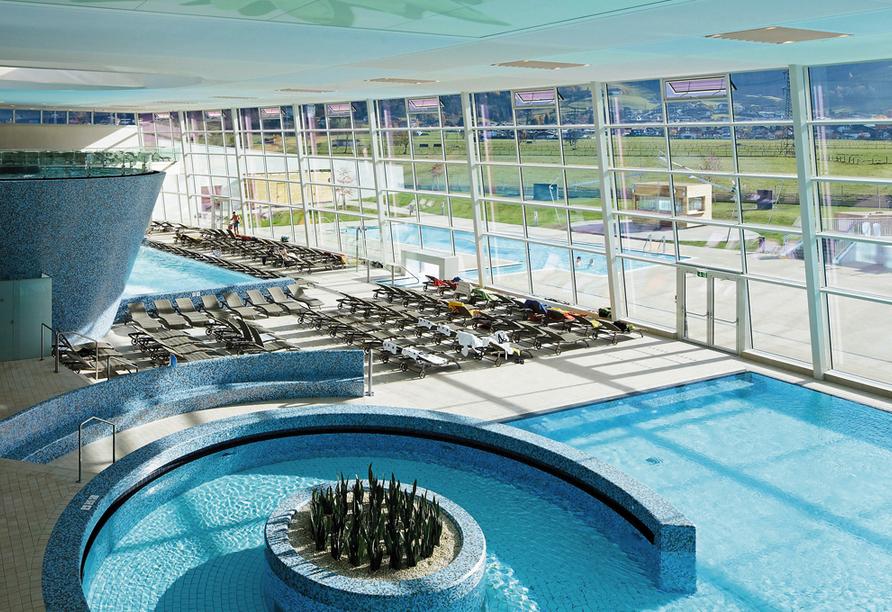 JUFA Hotel Kaprun, Tauern Spa