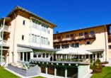 JUFA Hotel Kaprun, Außenansicht