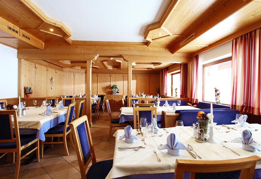 Hotel Taxacher in Kirchberg, Tirol, Österreich, Restaurant