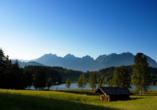 Hotel Taxacher in Kirchberg, Tirol, Österreich, Ausflugsziel Schwarzsee