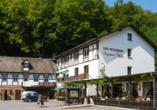 Landhotel Ringelsteiner Mühle, Außenansicht