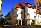 Hotel Gasthof Zum Ochsen in Ehingen, Außenansicht