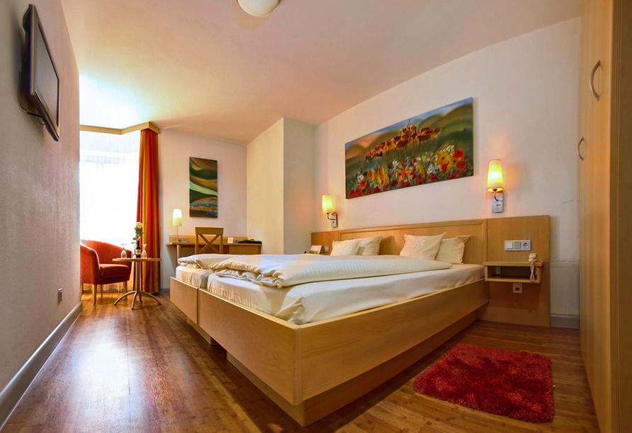 Hotel Gasthof Zum Ochsen in Ehingen, Zimmerbeispiel