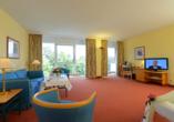 Seehotel Grossherzog von Mecklenburg, Beispiel Junior Suite