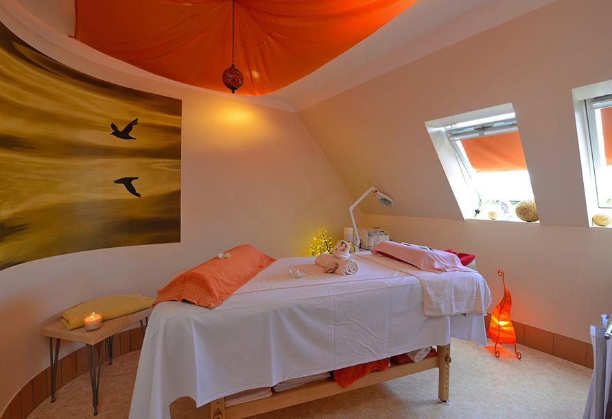 Seehotel Grossherzog von Mecklenburg, Beauty- und Kosmetikbereich