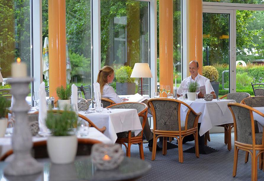 Seehotel Grossherzog von Mecklenburg, Restaurant