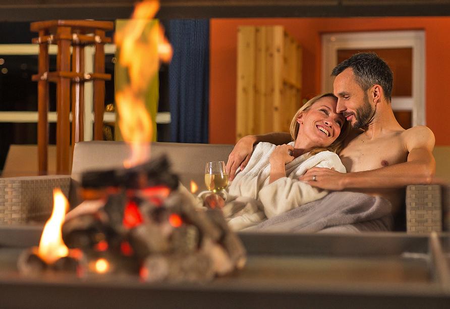 Spreewelten Sauna- und Badeparadies Lübbenau, Sauna