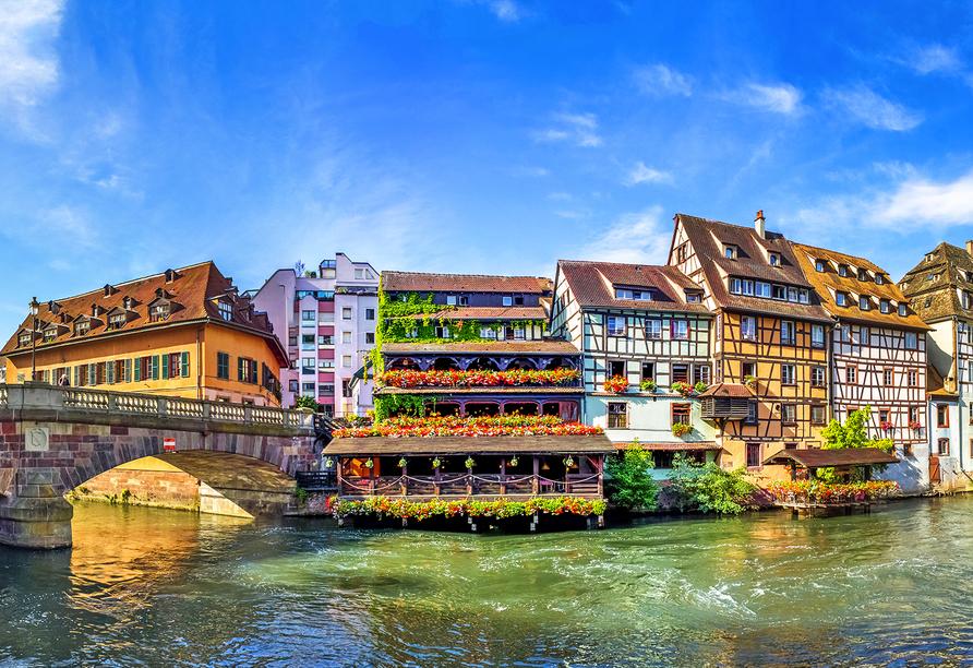 MS Antonia, Straßburg