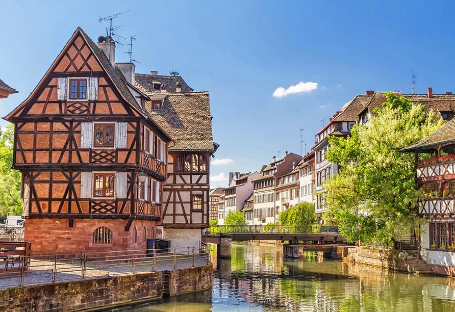 MS Alena, Straßburg