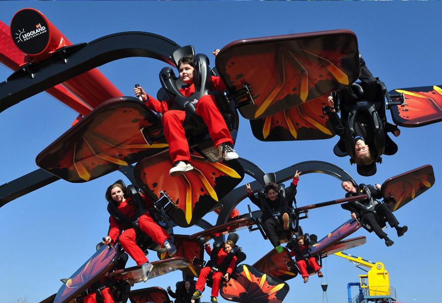 LEGOLAND® Deutschland Resort, Ninjago