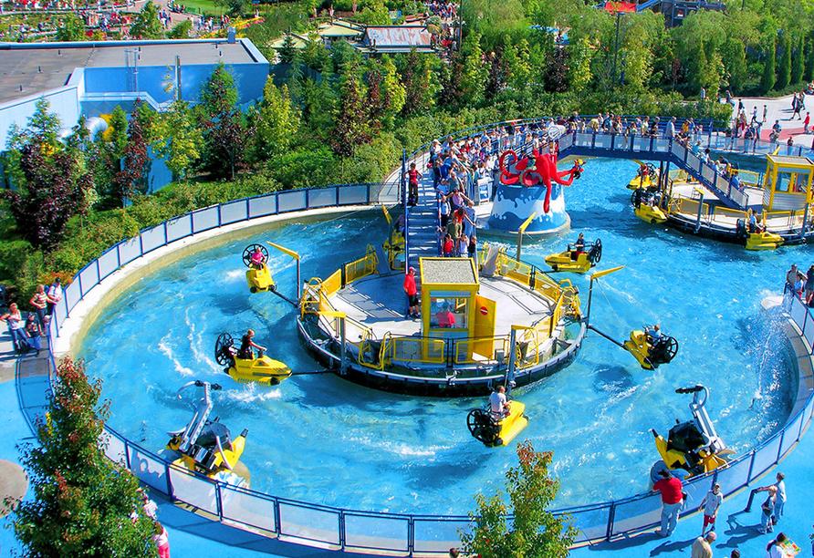 LEGOLAND® Deutschland Resort, Wellenreiter