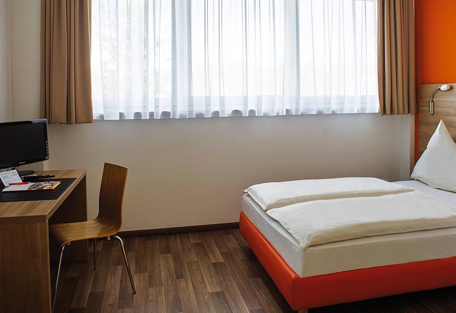 Orange Hotel und Apartments, Zimmerbeispiel