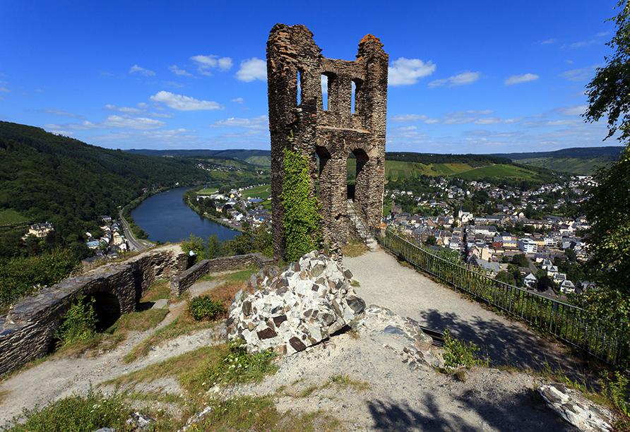Grevenburg in Traben-Trabach