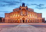Holiday Inn Dresden, Semperoper