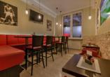 Hotel-Restaurant Barbarossahof, Bar