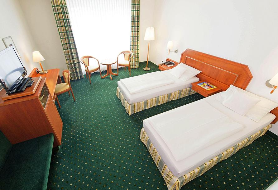 Maifeld Sport- und Tagungshotel in Werl, Zimmerbeispiel