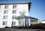 Maifeld Sport- und Tagungshotel in Werl, Aussenansicht