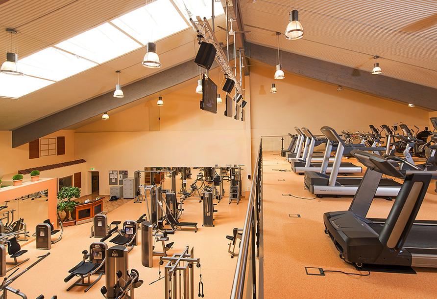 Maifeld Sport- und Tagungshotel in Werl, MediFIT Fitness-Center