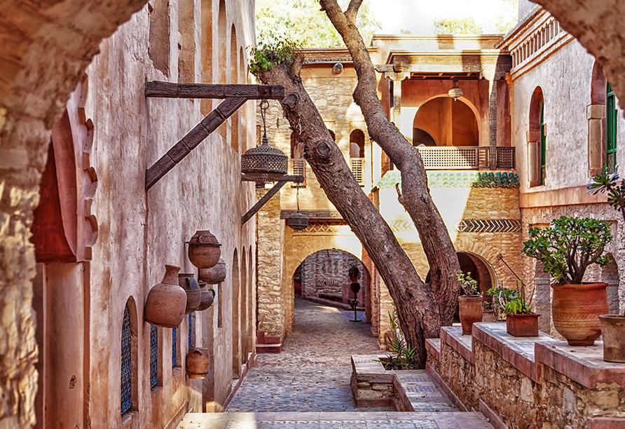 Busrundreise Marokko, Agadir, Altstadt