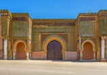 Busrundreise Marokko, Meknes, Bab el Mansour