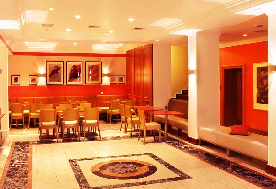 Lobby vom Best Western Hotel Leipzig City Center