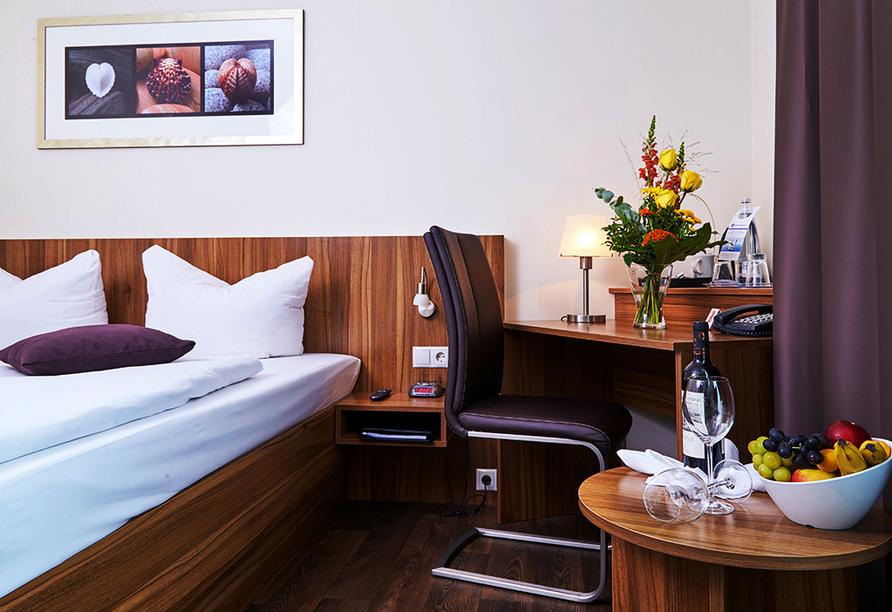 Best Western Hotel Berlin-Mitte, Beispiel Doppelzimmer